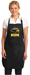 Official Southern Miss Mom Apron Black