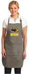 Official Southern Miss Mom Apron Tan