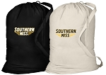 USM Southern Miss Laundry Bags 2 Pc Set