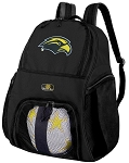 USM Southern Miss Soccer Backpack or Southern Miss Eagles Volleyball Bag For Boys or Girls