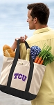 Texas Christian Tote Bag