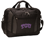 TCU Texas Christian Laptop Messenger Bags