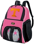 Girls University of Tennessee Soccer Backpack or Tennessee Vols Volleyball Bag