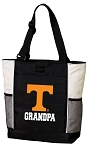 University of Tennessee Grandpa Tote Bag White Accents