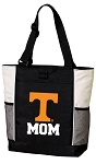 University of Tennessee Mom Tote Bag White Accents