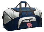 Large UH Duffle University of Houston Duffel Bags