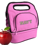 USNA Navy Lunch Bag Girls or Ladies