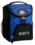 Our Best Naval Academy Lunch Bag Cooler Blue