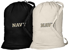 Naval Academy Laundry Bags 2 Pc Set