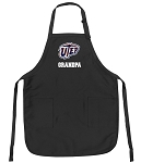 Official UTEP Grandpa Apron Black