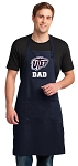 UTEP Dad Apron LARGE Navy