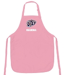 Deluxe UTEP Grandma Apron Pink - MADE in the USA!
