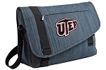 UTEP Miners Messenger Laptop Bag Stylish Navy