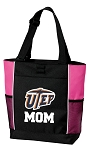 UTEP Mom Tote Bag Pink