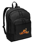 Virginia Tech Peace Frog Backpack - Classic Style