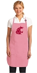 Deluxe Washington State Apron Pink - MADE in the USA!