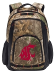 Washington State RealTree Camo Backpack