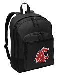Washington State University Backpack - Classic Style
