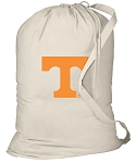 Tennessee Vols Laundry Bag Natural