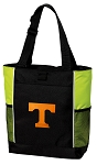 University of Tennessee Tote Bag COOL LIME