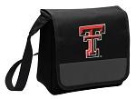 Texas Tech Lunch Bag Cooler Black