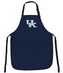 Official University of Kentucky Aprons Navy