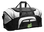 UNCC Duffel Bags or University of North Carolina Charlotte Gym Bags For Men or Women