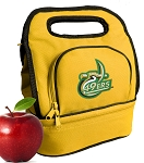 UNCC Lunch Bag Gold