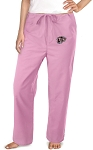 UTEP Miners Pink Scrubs Pants Bottoms