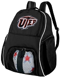UTEP Soccer Backpack or UTEP Miners Volleyball Bag For Boys or Girls