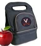UVA Lunch Bag Black