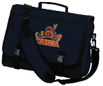 UVA Peace Frog Messenger Bag Navy