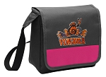 UVA Peace Frog Lunch Bag Cooler Pink
