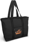 University of Virginia Peace Frogs Tote Bag UVA Peace Frog Totes