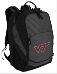 Virginia Tech Deluxe Laptop Backpack Black