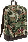 Virginia Tech Camo Backpack