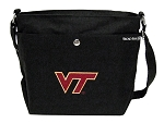 Virginia Tech Purse Logo