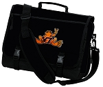 Virginia Tech Peace Frog Messenger Bags