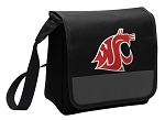 Washington State Lunch Bag Cooler Black