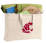 Washington State Jumbo Tote Bag