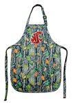Camo Washington State Apron for Men or Women