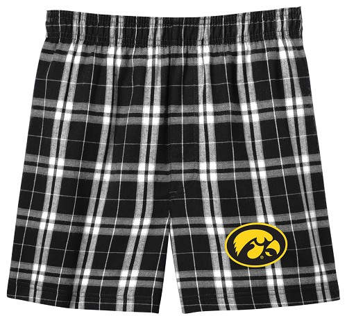 University of Iowa Hawkeyes Boxers