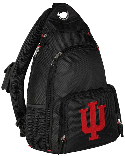 IU Indiana University Sling Backpack